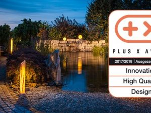 """Sahara"" luminaire series by Epstein Design receives the Plus X Award"