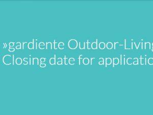 """gardiente Outdoor Living Award"""