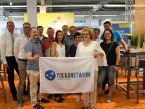 Young Network meeting at gardiente