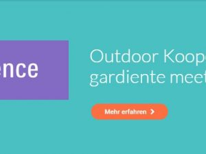 "Sonder-News: ""Outdoor-Kooperation"": gardiente trifft Tendence"